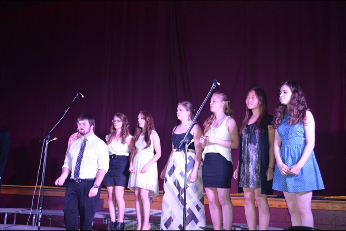 Select Choir 2013