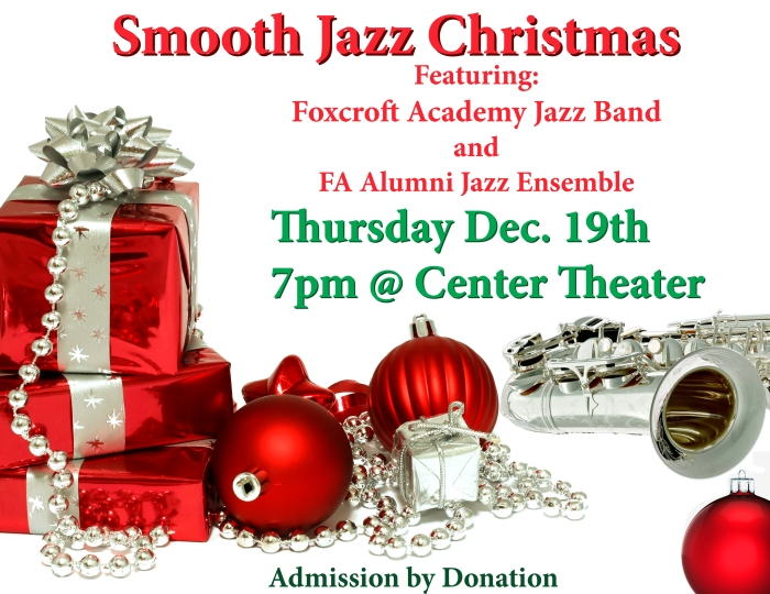 Jazz Concert Thursday