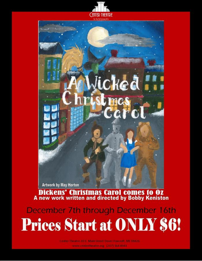 a wicked Christmas carol